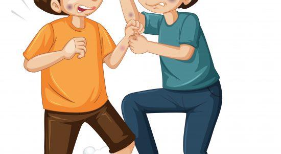 Perilaku Agresif Anak