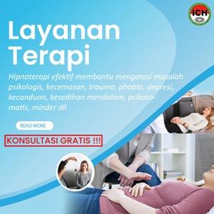 Layanan Hipnoterapi