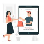 Kecanduan Belanja Online
