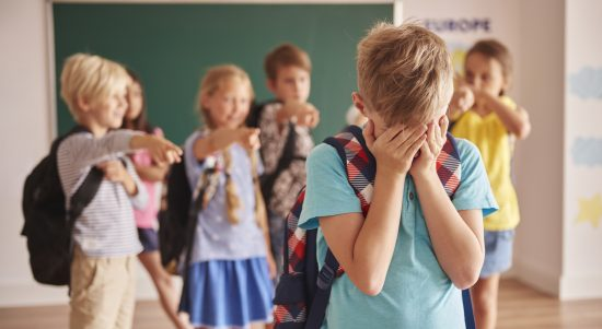 Trauma Masa Kecil : Bullying